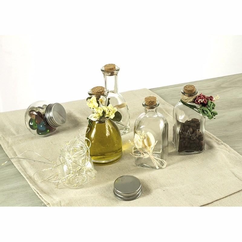Aceitera de cristal con tap n - Aceiteras de cristal ...