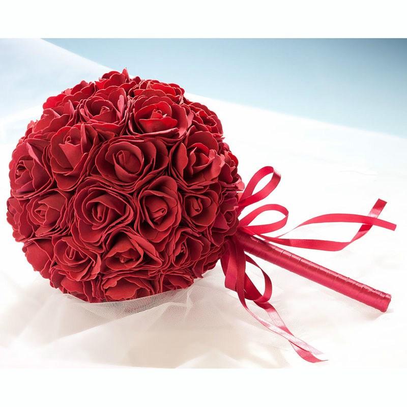 Ramo de rosas para agujas grande - Ramos de flores grandes ...